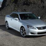2012 Lexus IS C 5