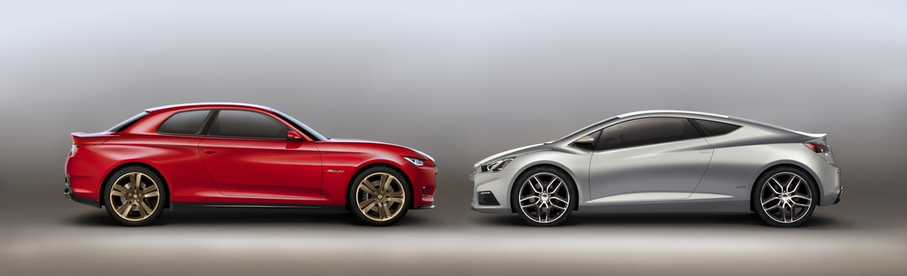 Chevrolet Code 130R and Tru 140S Concepts Debut, Target Youth Market
