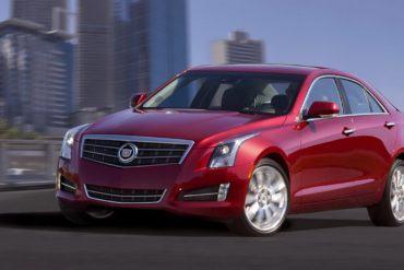 2013 Cadillac ATS 68