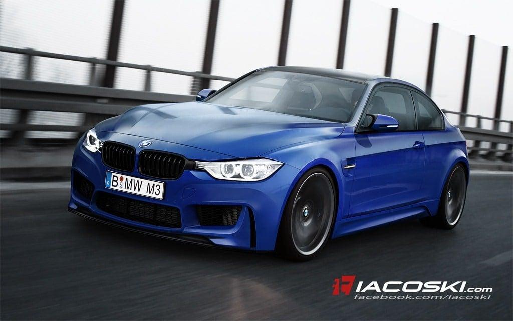 2014 BMW M4 12