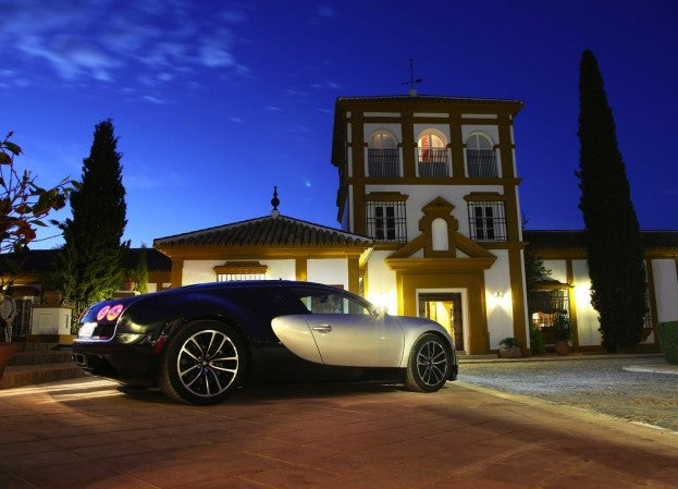 Bugatti Veyron Super Sport 2011 1280x960 wallpaper 37