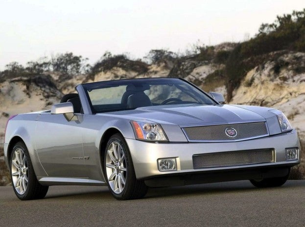 Cadillac XLRV 2006 1280x960 wallpaper 0a