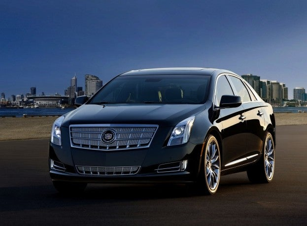 Cadillac XTS 2013 1280x960 wallpaper 01