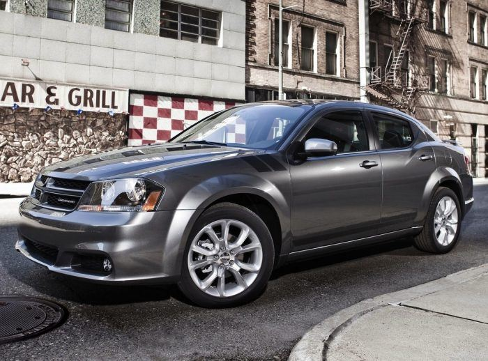Dodge Avenger RT 2012 1280x960 wallpaper 02