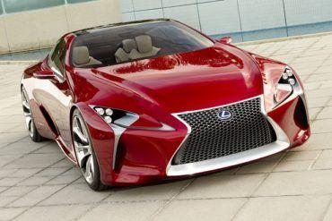 Lexus LFLC Concept 007
