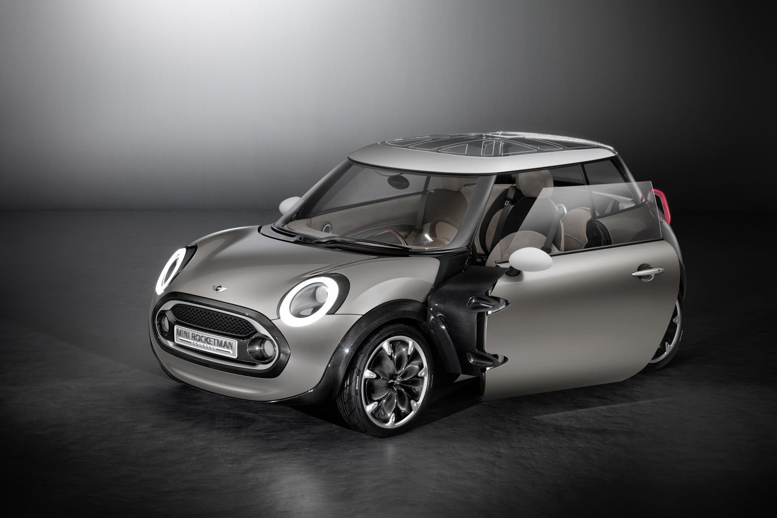 Mini Rocketman Concept 162