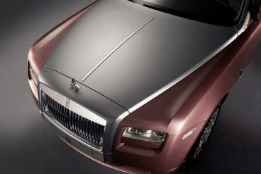 Rolls Royce Bespoke Ghost 2