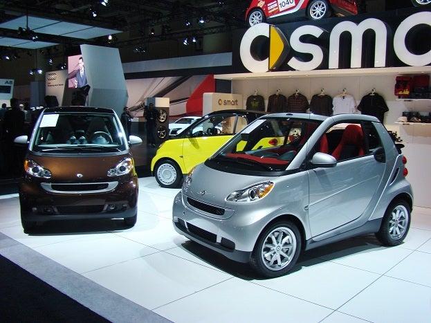Smart Car Chauffeur Service