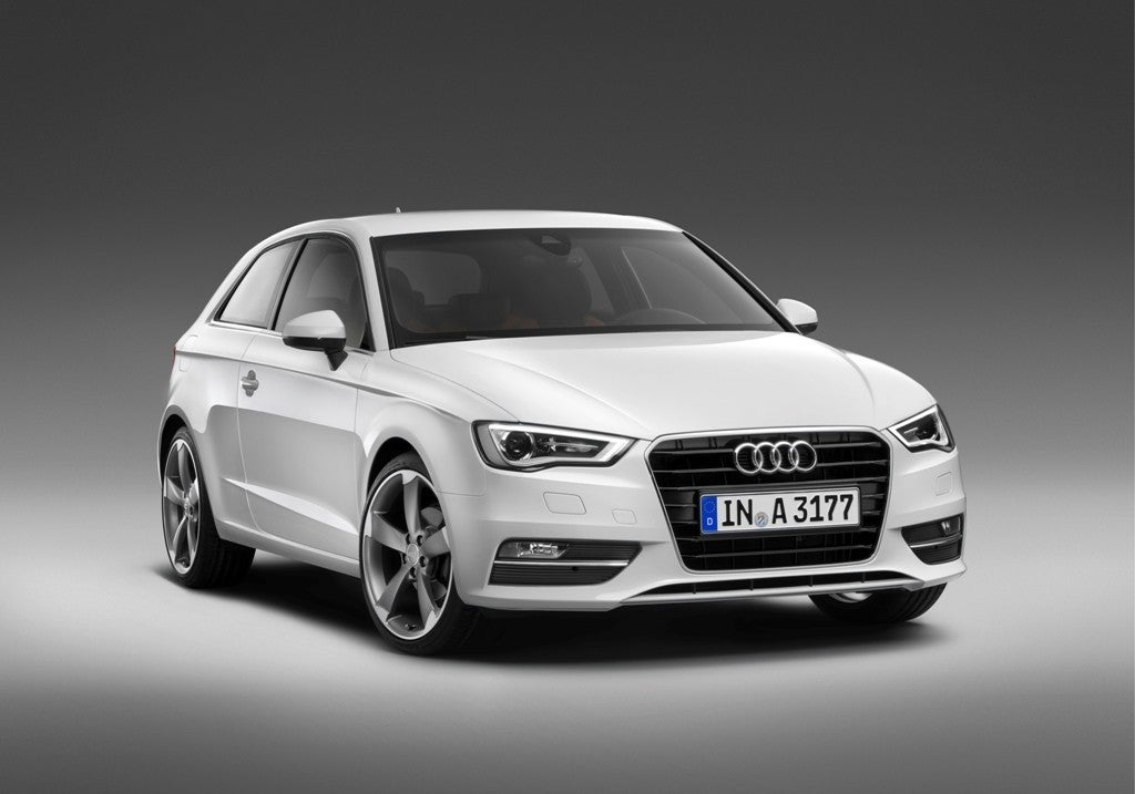Top 10 Fastest Cars >> 2013 Audi A3 Hatchback Leaked, Has Us Thinking About A3 Sedan