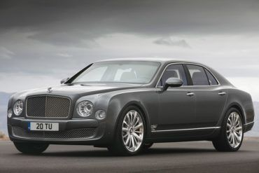 05 bentley mulsanne mulliner