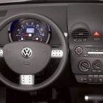 2008 VW Beetle Interior