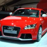 2011 Canadian International Auto Show Audi TTRS