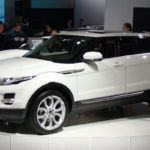 2011 Canadian International Auto Show Range Rover Evoque