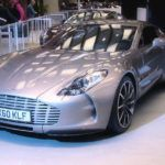 2012 Canadian International Auto Show Toronto Aston Martin One-77