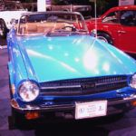 2012 Canadian International Auto Show Triumph TR6