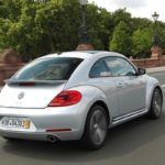 2012 VW Beetle rear