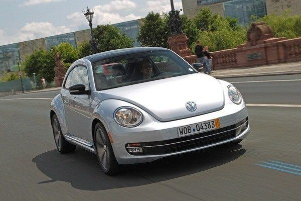 2012 VW Beetle Turbo