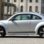 2012 VW Beetle side