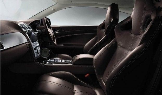 Jaguar XK Artisan interior