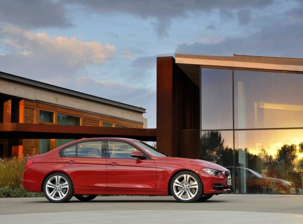 BMW 3 Series 2012 1280x960 wallpaper 40