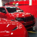 Carscoop Ferrari Style Jeep Grand Cherokee 132