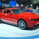 Chris Nagy 2011 Canadian International Auto Show Ford Mustang
