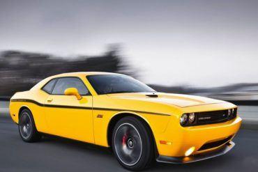 Dodge Challenger SRT8 392 Yellow Jacket 2012 1280x960 wallpaper 02