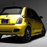 Mopar celebrates 75th anniversary, introduces 2012 Fiat 500 Stin