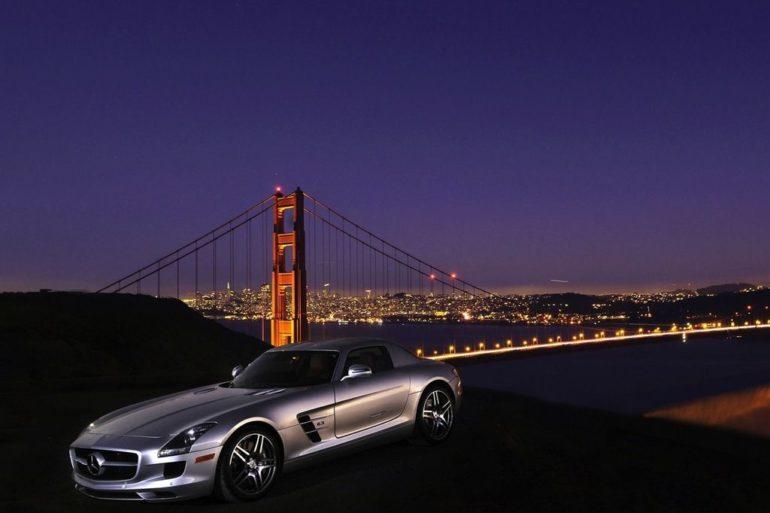 Mercedes Benz SLS AMG US Version 2011 1280x960 wallpaper 16