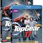 Top Gear Season 17 DVD and Blu-Ray