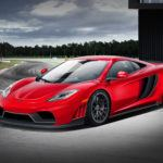 McLaren MP4-12C Gets Hennessey HPE 800 Reworking