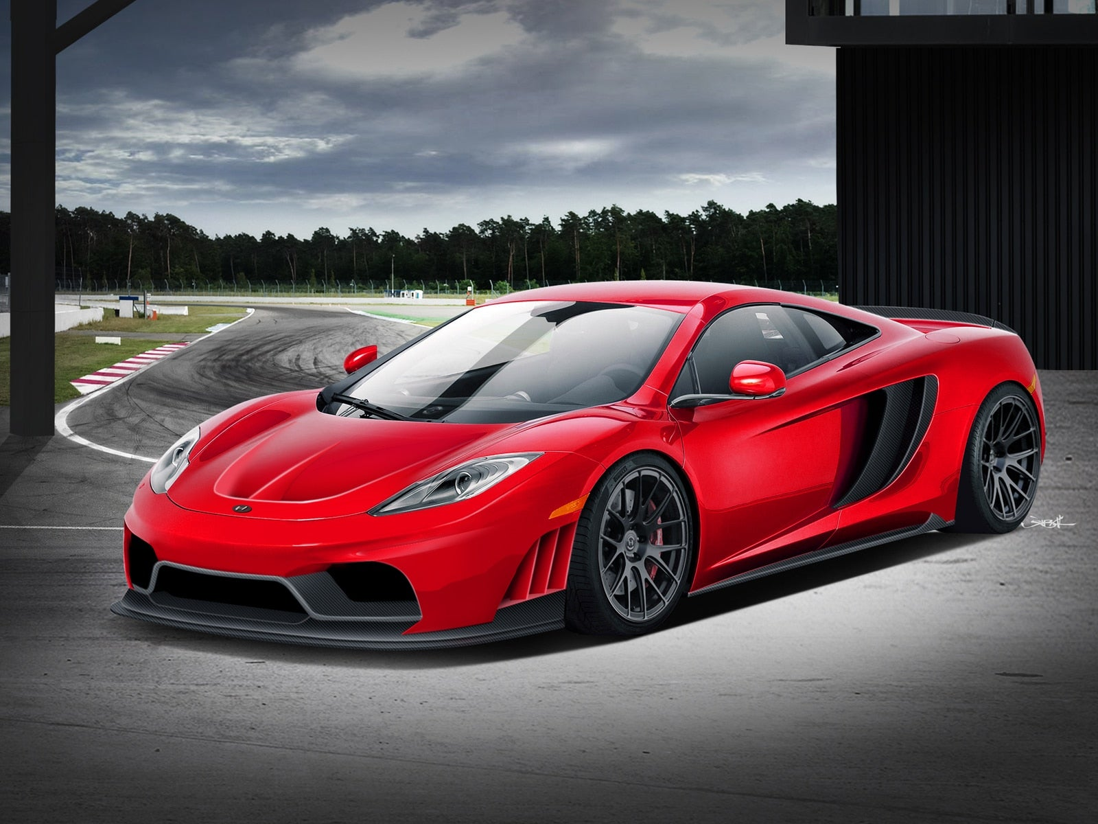 hennessey-12c-front