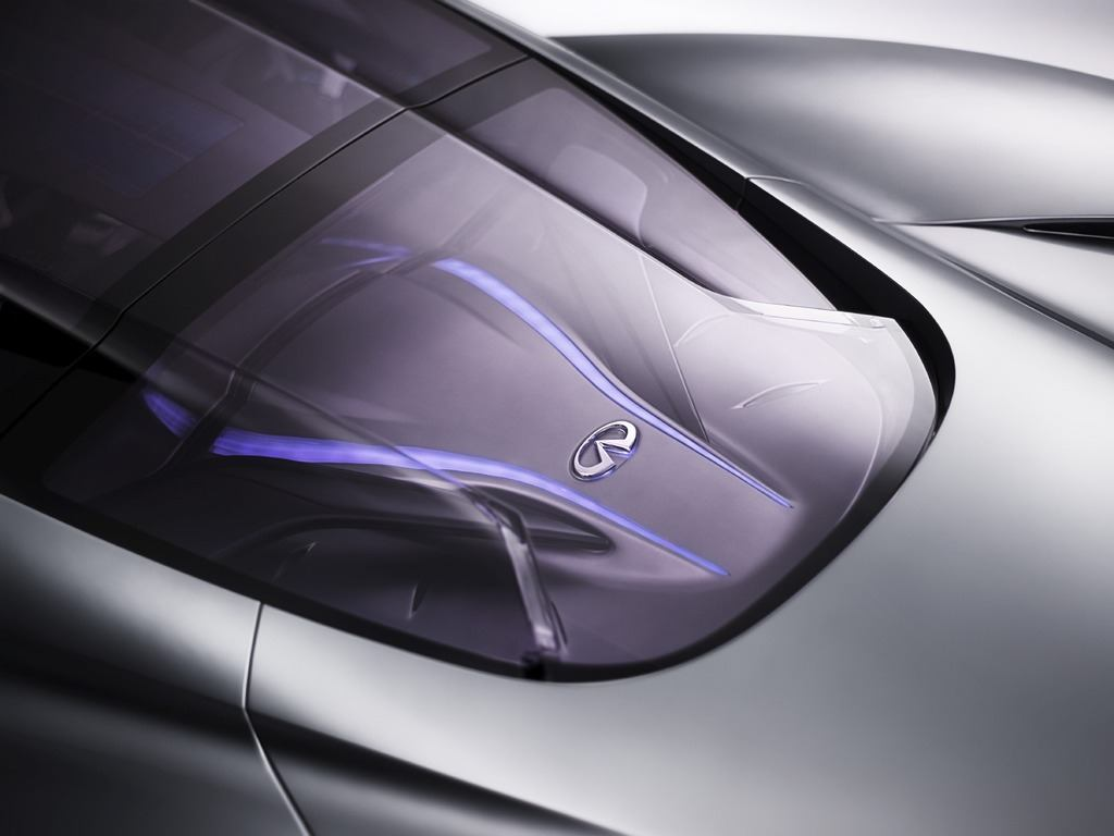 First Look: Infiniti Emerg-e concept