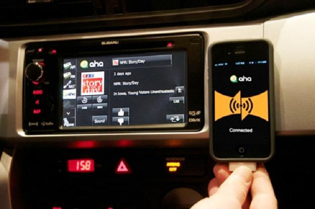 Subaru Radio