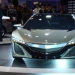 2012 Canadian International Auto Show Acura NSX Presentation