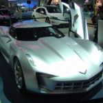2012 Canadian International Auto Show Chevrolet Corvette Stingray concept