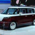 2012 Canadian International Auto Show volkswagen bulli concept small
