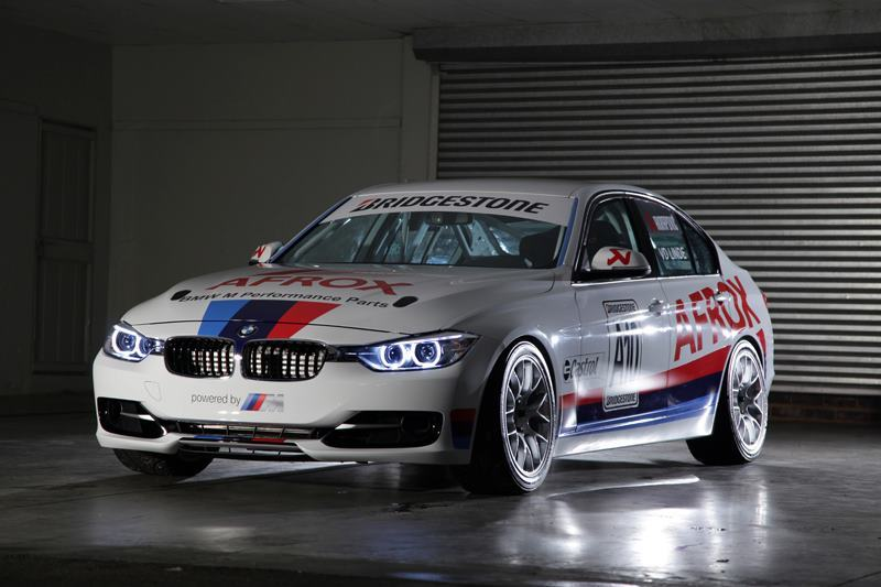BMW 3-Series Race Car