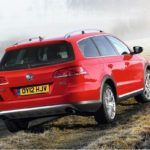 Volkswagen Passat Goes Alltrack for Europe