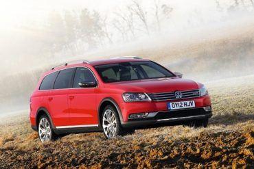 Volkswagen Passat Goes Alltrack