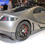 GTA Spano rear