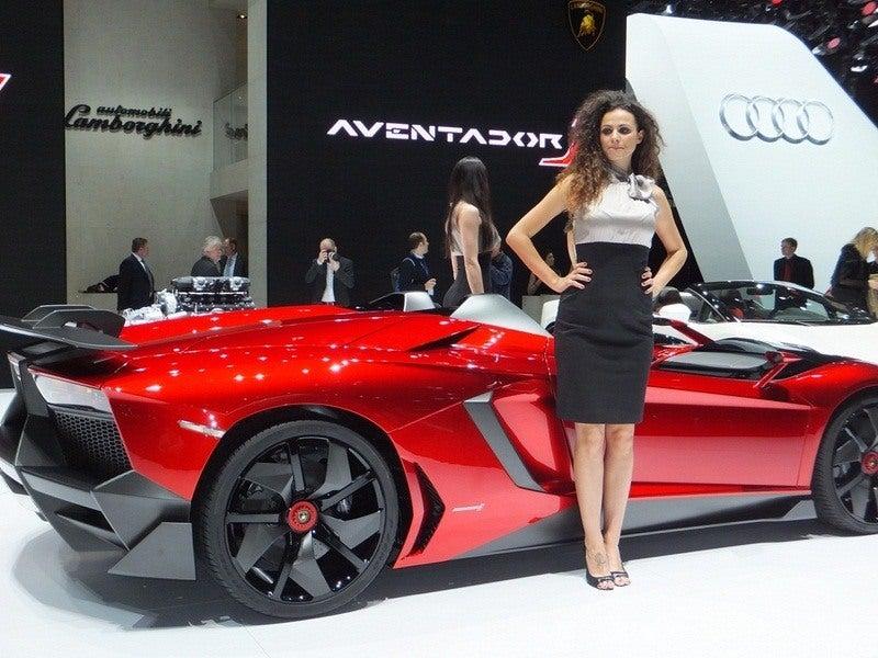 Lamborghini Aventador J 11