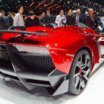 Lamborghini Aventador J (3)