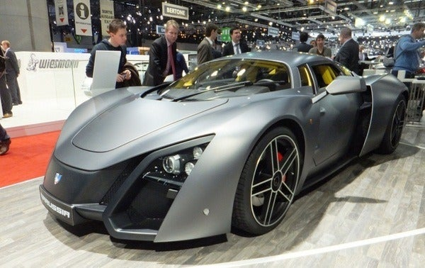 5 Cars You Ve Never Heard Of At Geneva 2012