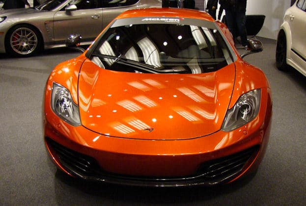 McLaren MP4-12C Chris Nagy