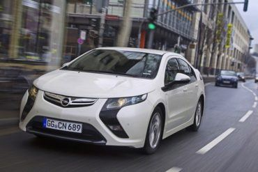 Opel Ampera 2012 1280x960 wallpaper 03