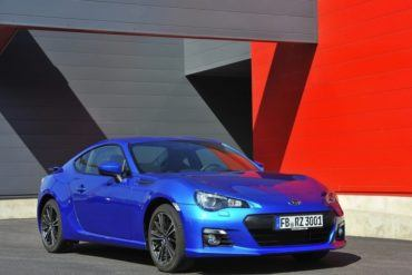 Subaru BRZ 2013 1280x960 wallpaper 04