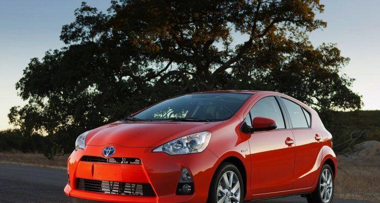 Toyota Prius C 2012 1280x960 wallpaper 01 750x400 - 2013 Toyota Prius C Sees Price Gouging Amid Heavy Demand