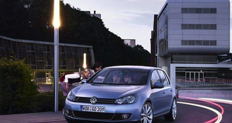 2013 Volkswagen Golf Electric Vehicle Launch Moved Up