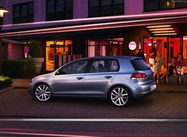 Volkswagen Golf 2009 1280x960 wallpaper 52